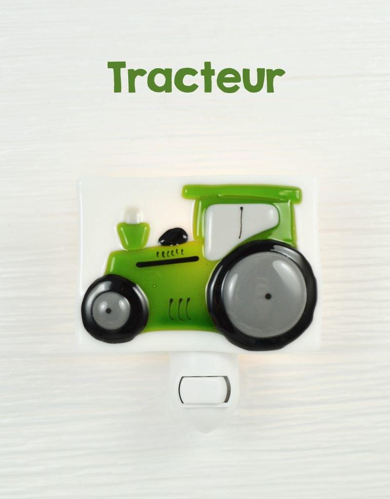 Veille sur toi Nightlight - Tractor