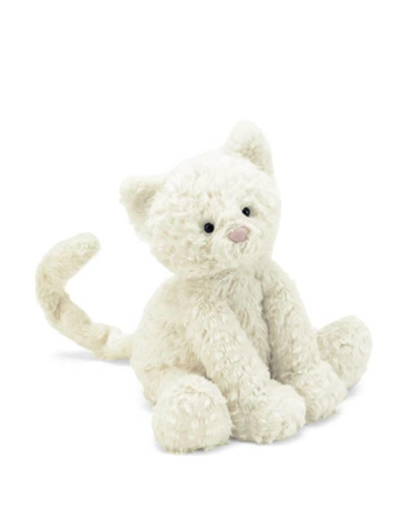 Jelly Cat plush-  White kitten