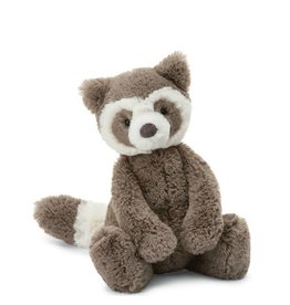 Jelly Cat Plush- medium Raccoon