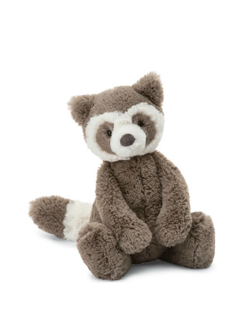 Jelly Cat Plush- medium Raccoon