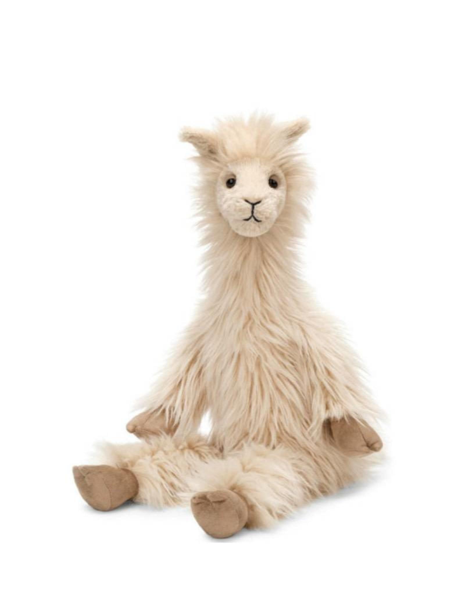 Jelly Cat Plush- Lama