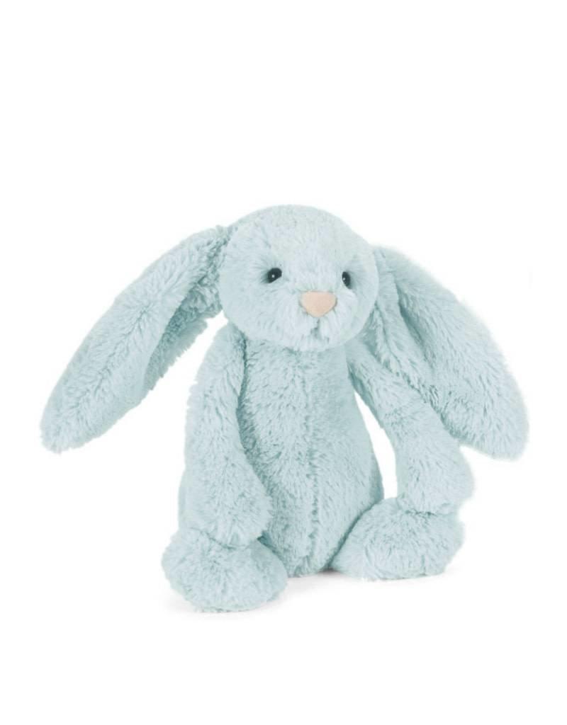 Jelly Cat Peluche - grand Lapin bleu