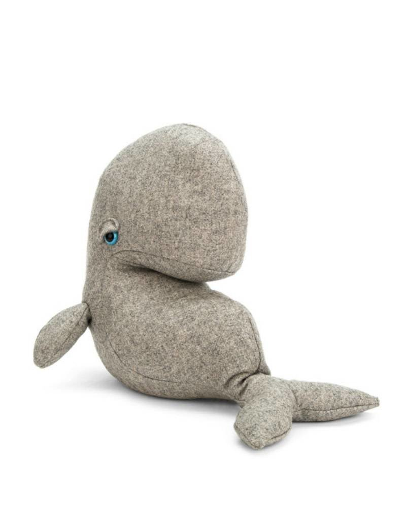 Jelly Cat Plush- Gray whale