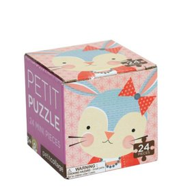 Petit Collage Mini Puzzle - Bunny  4+