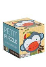 Petit Collage Mini Puzzle - Monkey  4+