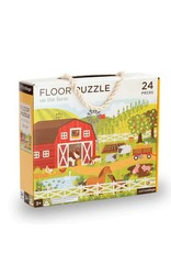 Petit Collage Floor puzzle - Farm  3+