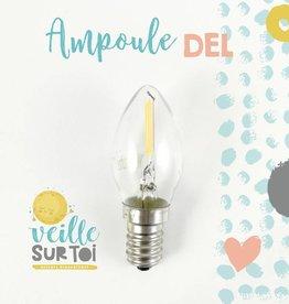 Veille sur toi Ampoule DEL - 0.3 watts