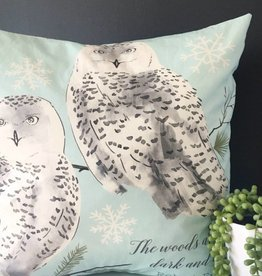 Le Grenier de Juliette Cushion cover - Owl
