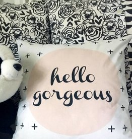 Le Grenier de Juliette Cushion cover - Hello gorgeous