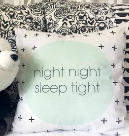Le Grenier de Juliette Cushion cover - night night