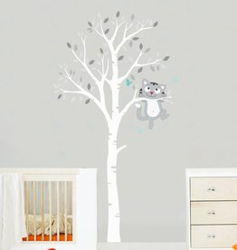 Veille sur toi Wall decal - Tree with Ferguson