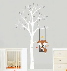 Veille sur toi Wall decal - Tree with Gaspard