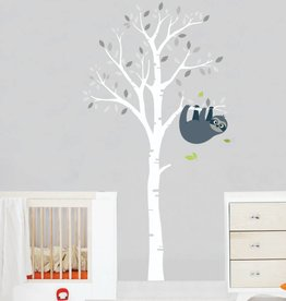 Veille sur toi Wall decal - Tree with Sam