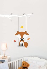 Veille sur toi Wall decal - Branch with Gaspard