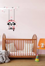 Veille sur toi Wall decal - Branch with Juliette