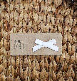 Mlle Léonie Barrette individuelle - Boucle Blanc