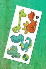 Pico Tatouage - Dinosaure