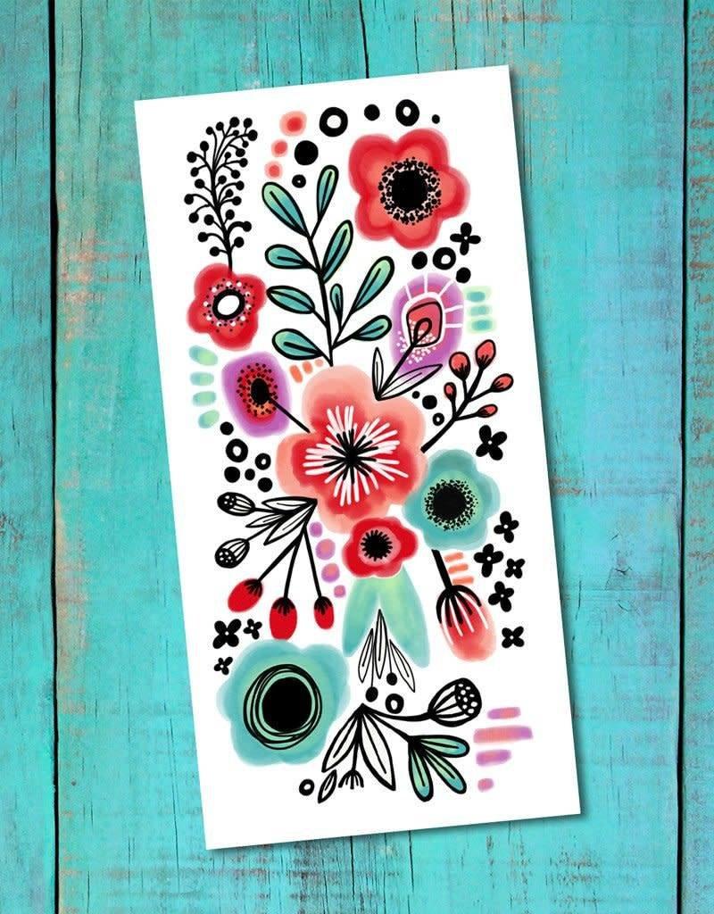 Pico Tatouage - Fleur