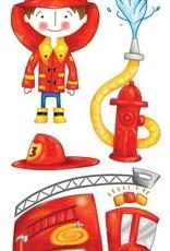 Pico Tatouage - Pompier