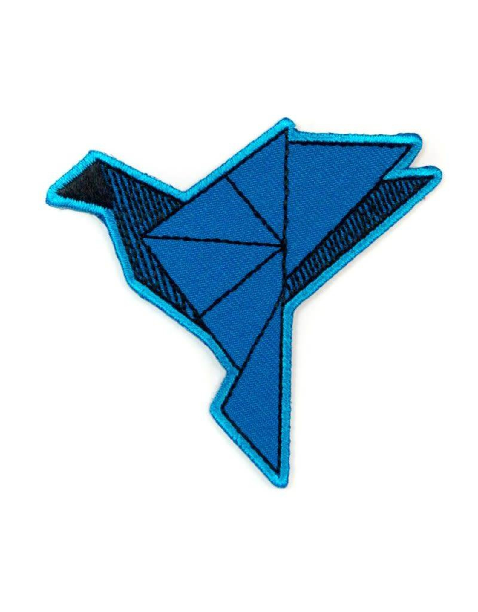 Tattoo It Sticker patch - Blue bird