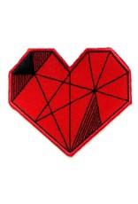Tattoo It Sticker patch - Red heart