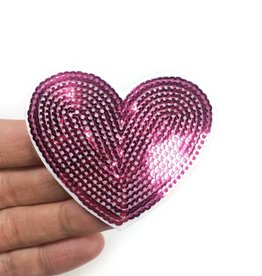 Tattoo It Sticker patch - Pink heart
