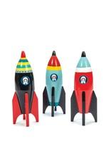 Le Toy Van Fusée de l'espace en bois