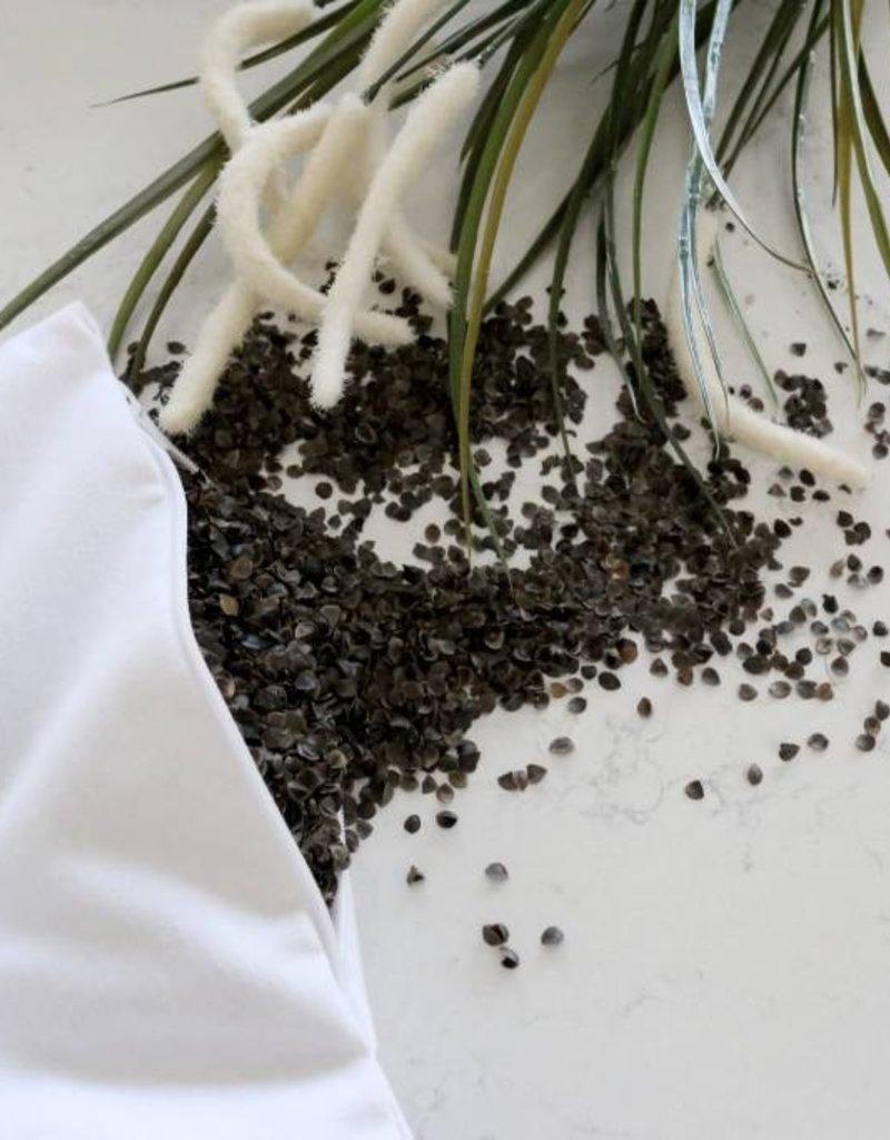 maovic Oreiller pour enfant - Écales de sarrasin - Grande Fleur