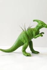 Dinature Dinosaure Plante - Grand - Parasorolofus vert pâle