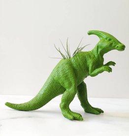 Wild Child Dinosaure Plante - Grand - Parasorolofus vert pâle