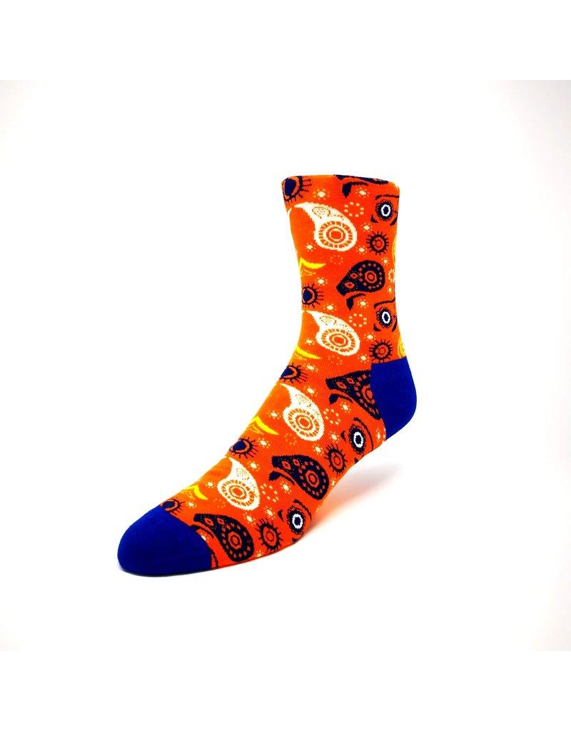 Nobleman&Fils Noblesocks_Idyl Orange