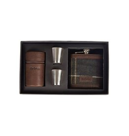 Barbour Ensemble flask