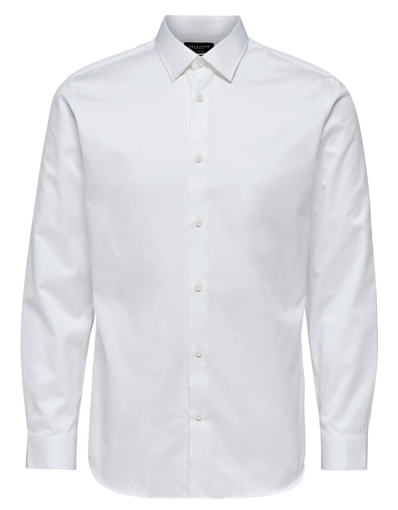 Selected Chemise Blanche Slim fit