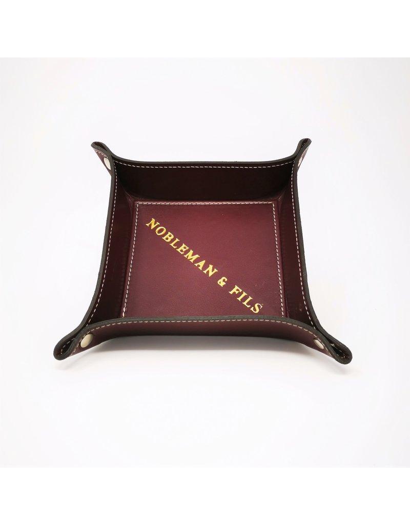 Nobleman&Fils Vide-poche en cuir