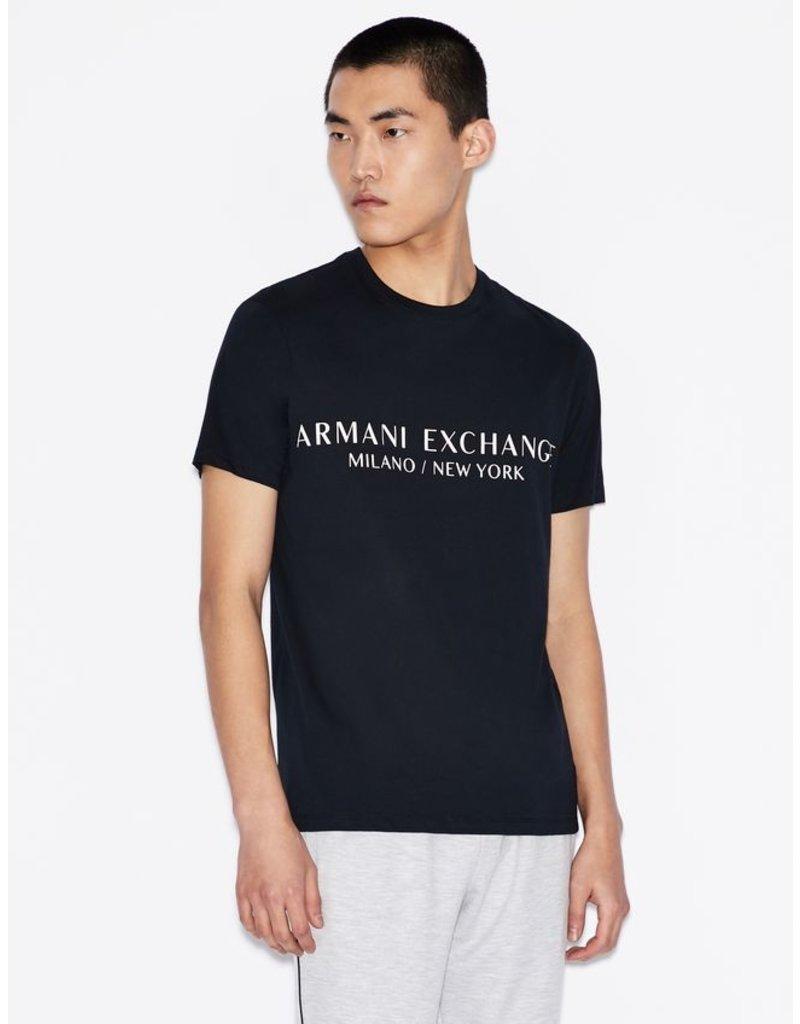 Armani Exchange T-SHIRT NYC
