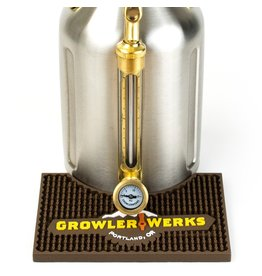 Growlerwerks Tapis de bar