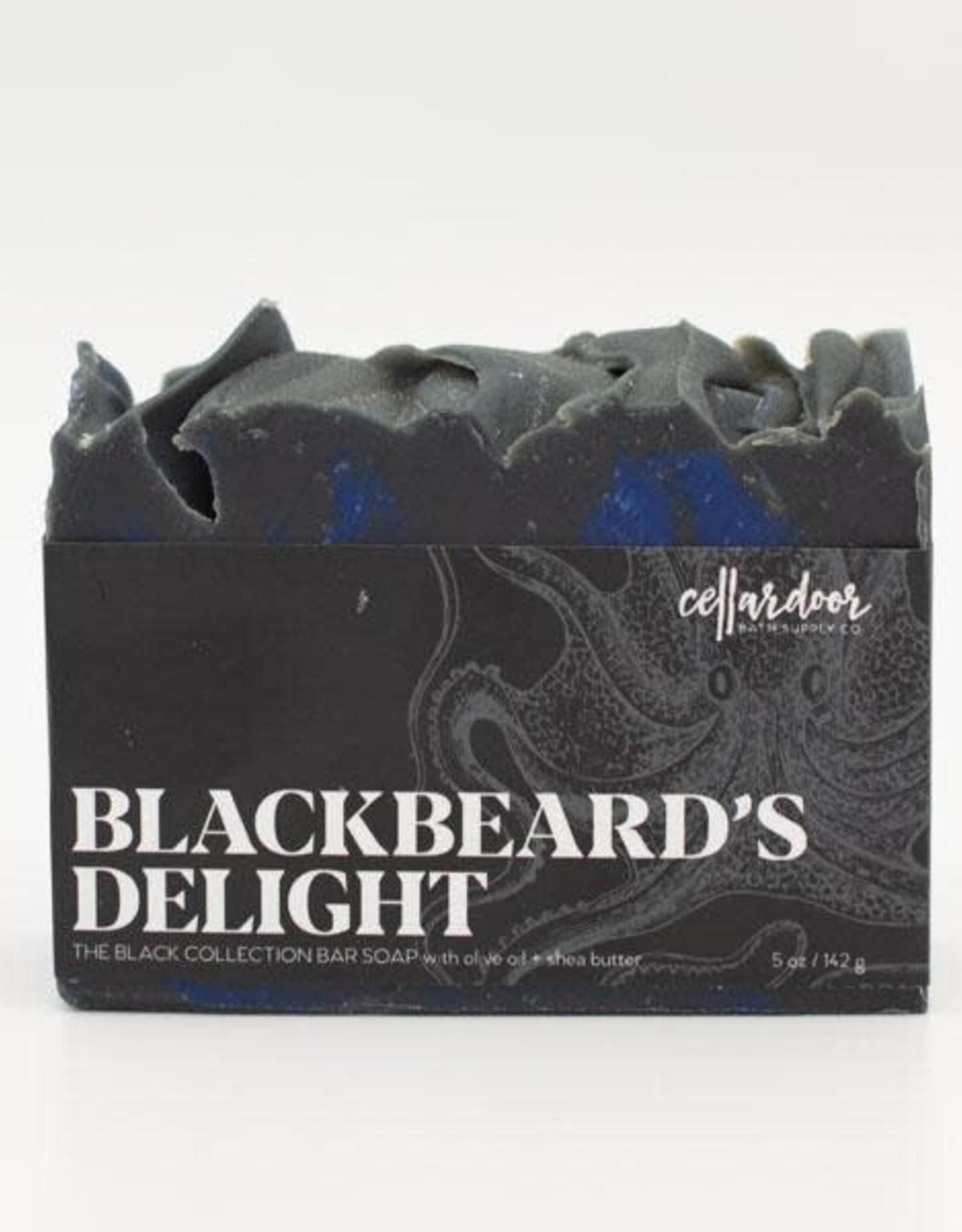 Black  Cellar Door Soap
