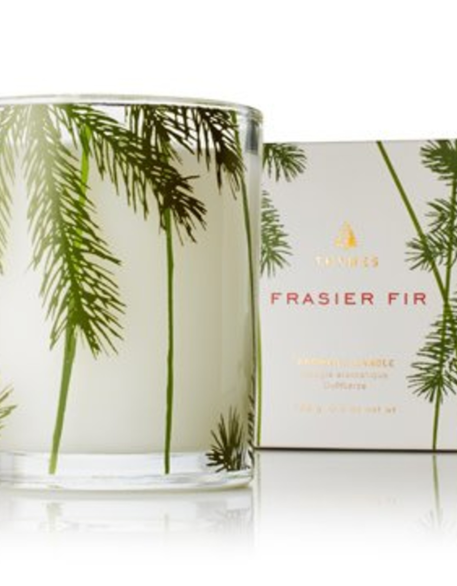 Thymes Thymes - Frasier Fir Aromatic Candle Pine Needle