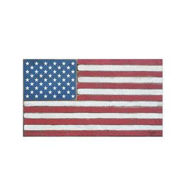 Rustic Marlin Rustic Marlin - 50 Stars Flag Medium