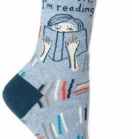 Blue Q - Women's Crew Socks