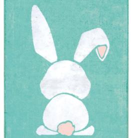 Rustic Marlin Rustic Marlin - Symbol Blocks Bunny - Teal