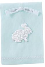 Mud Pie Mud Pie - Bunny Hand Towels