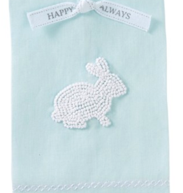 Mud Pie Mud Pie - Bunny Hand Towels