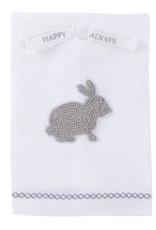 Mud Pie - Bunny Hand Towels