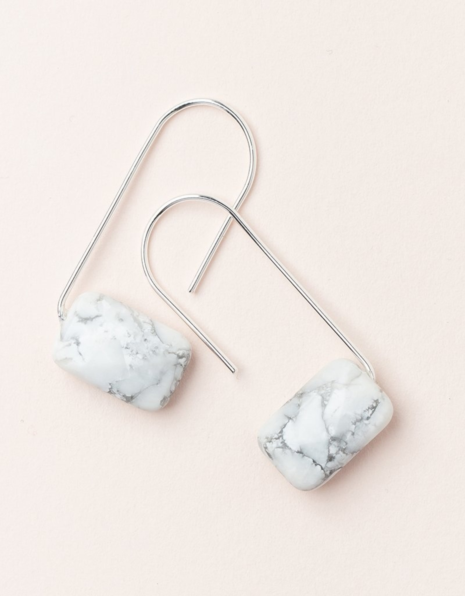 Scout Curated Wears Scout Curated Wears - Floating Stone Earring