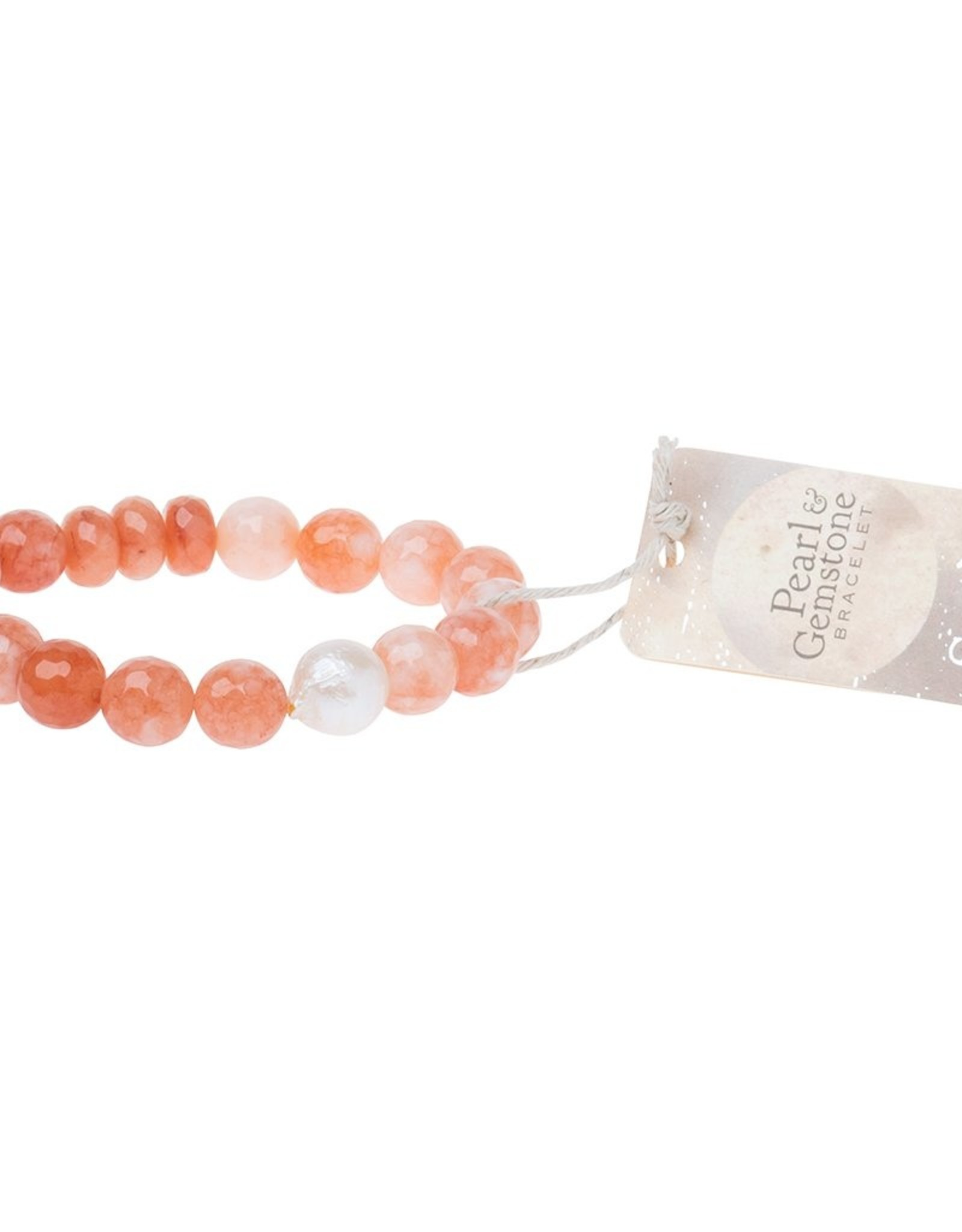Scout Curated Wears Scout Curated Wears - Pearl & Gemstone Bracelet