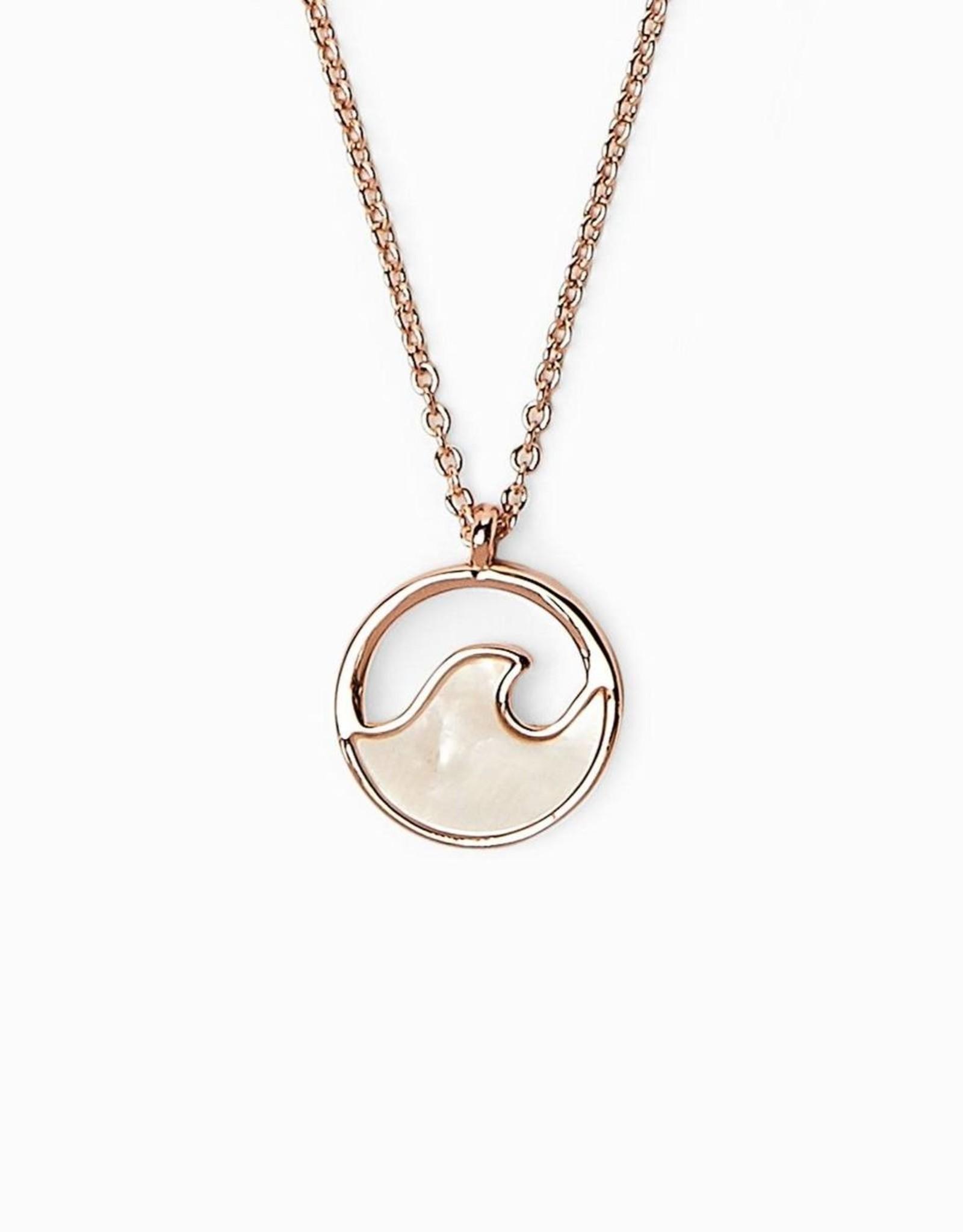 Puravida Pura Vida - Stone Wave Necklace