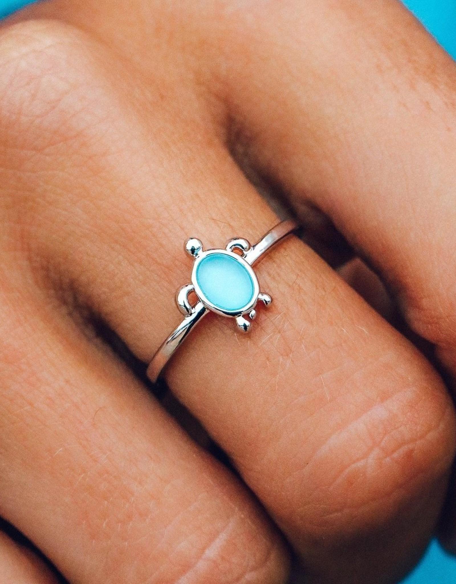 Pura Vida Pura Vida - Sea Turtle Ring