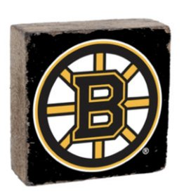 Rustic Marlin Rustic Marlin - NHL Bruins Block -Black