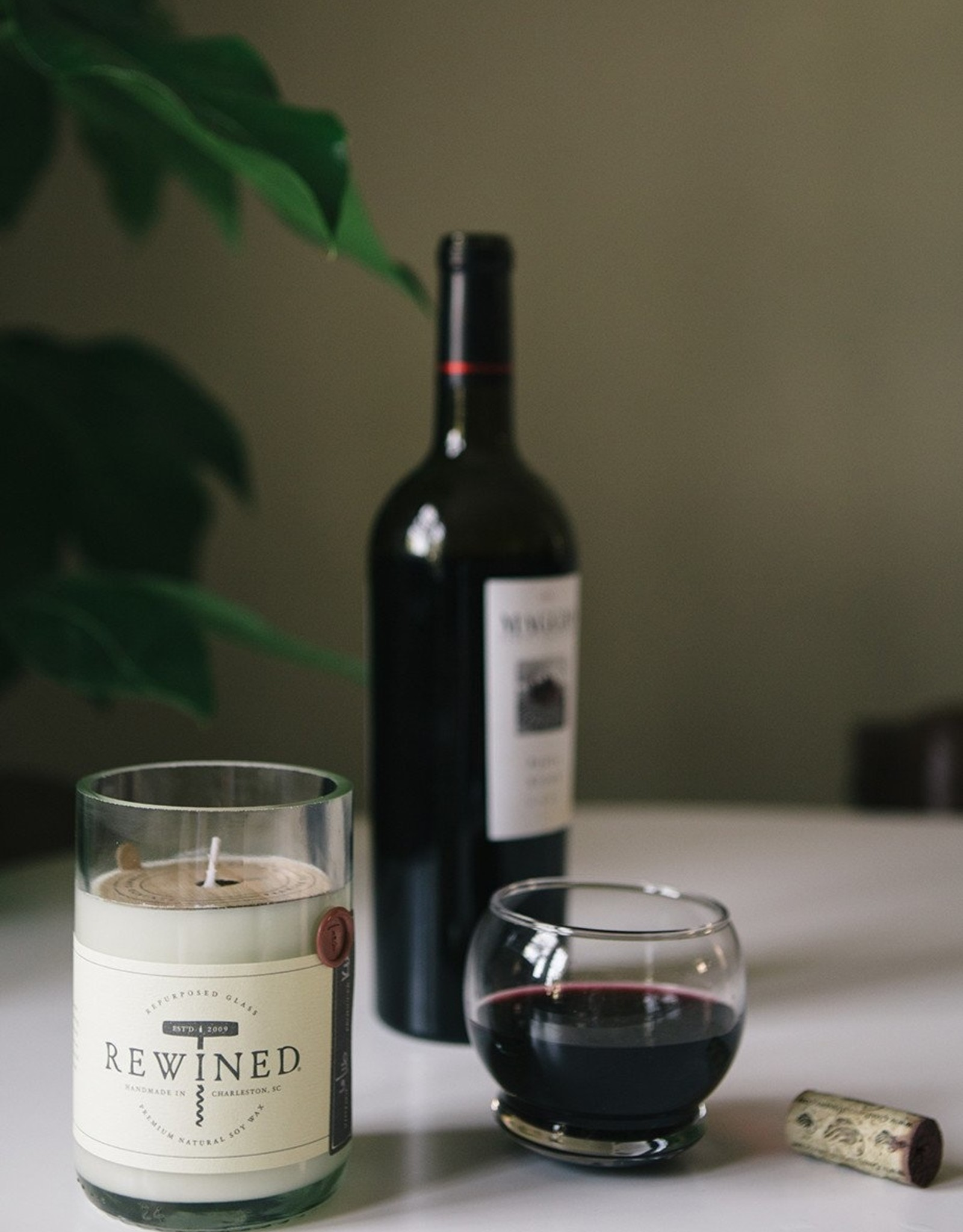 Rewined Rewined - Zinfandel Candle